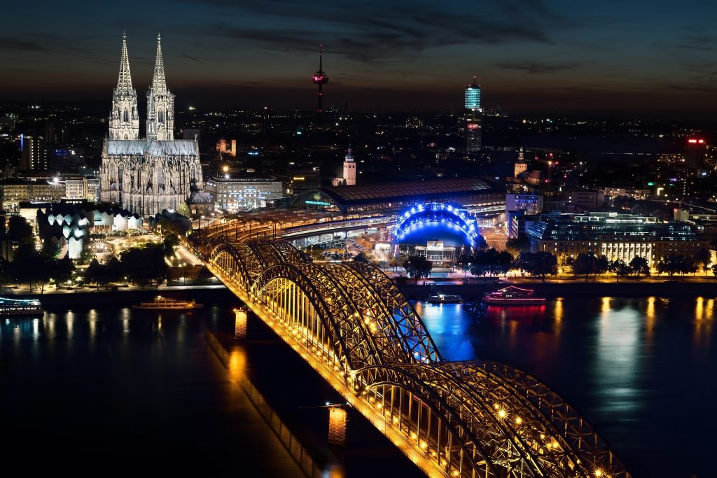 Best places in Germany: Cologne