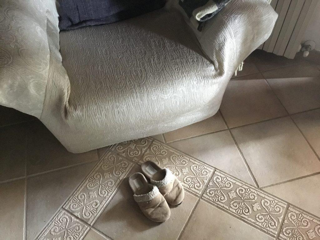 pantofolaio