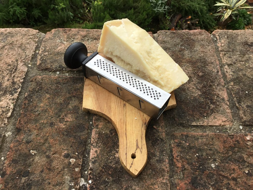 parmigiano (parmesan cheese) great for easy pasta recipes