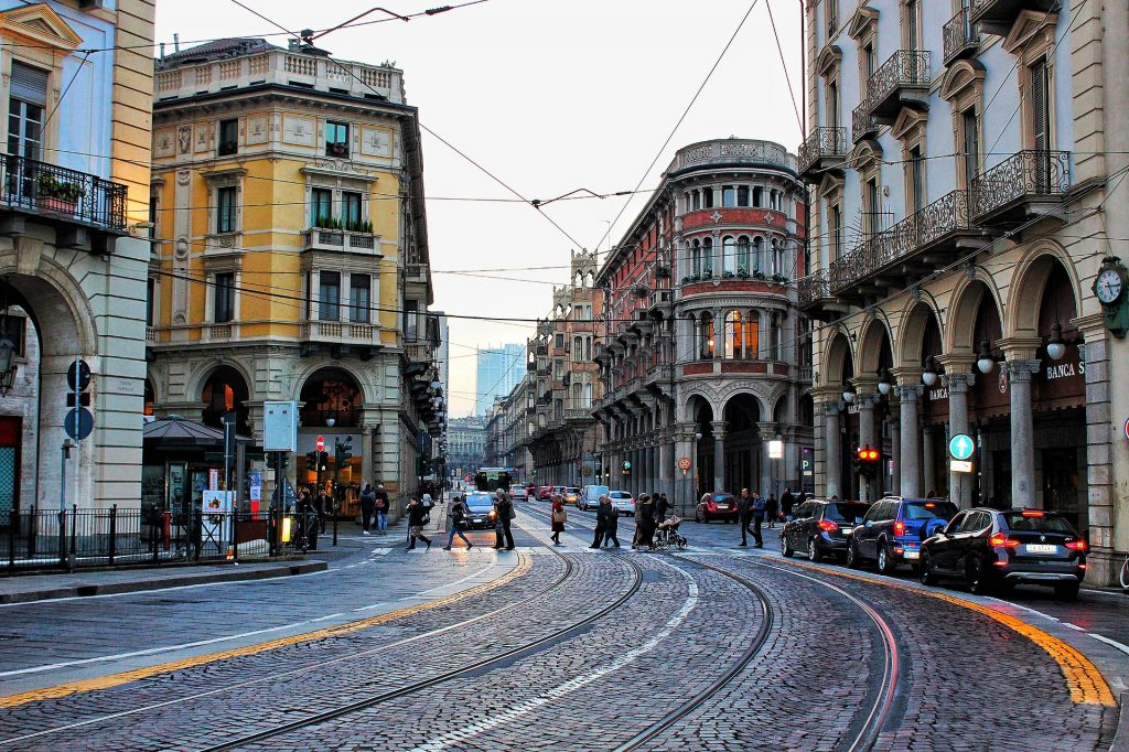 One of the best places to visit in Italy: Torino