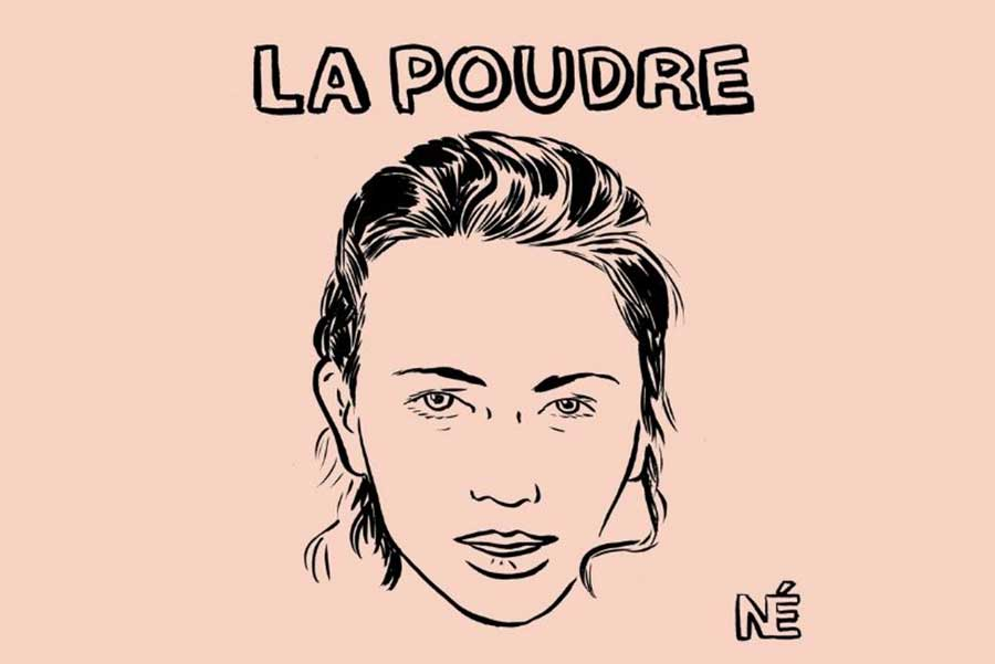french listening comprehension - la poudre podcast